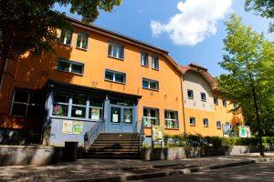 Jugendkultur- und Familienzentrum Lindenpark - Aussenansicht