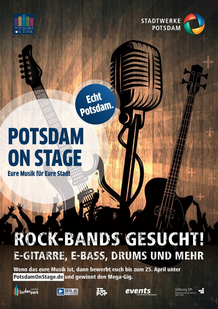 Potsdam on Stage im Lindenpark