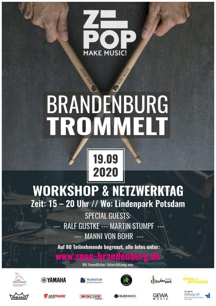 Brandenburg trommelt 2020