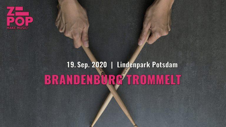 Brandenburg trommelt im Lindenpark