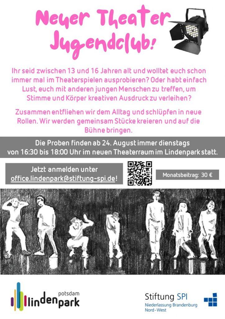 Theaterkurs für Teens