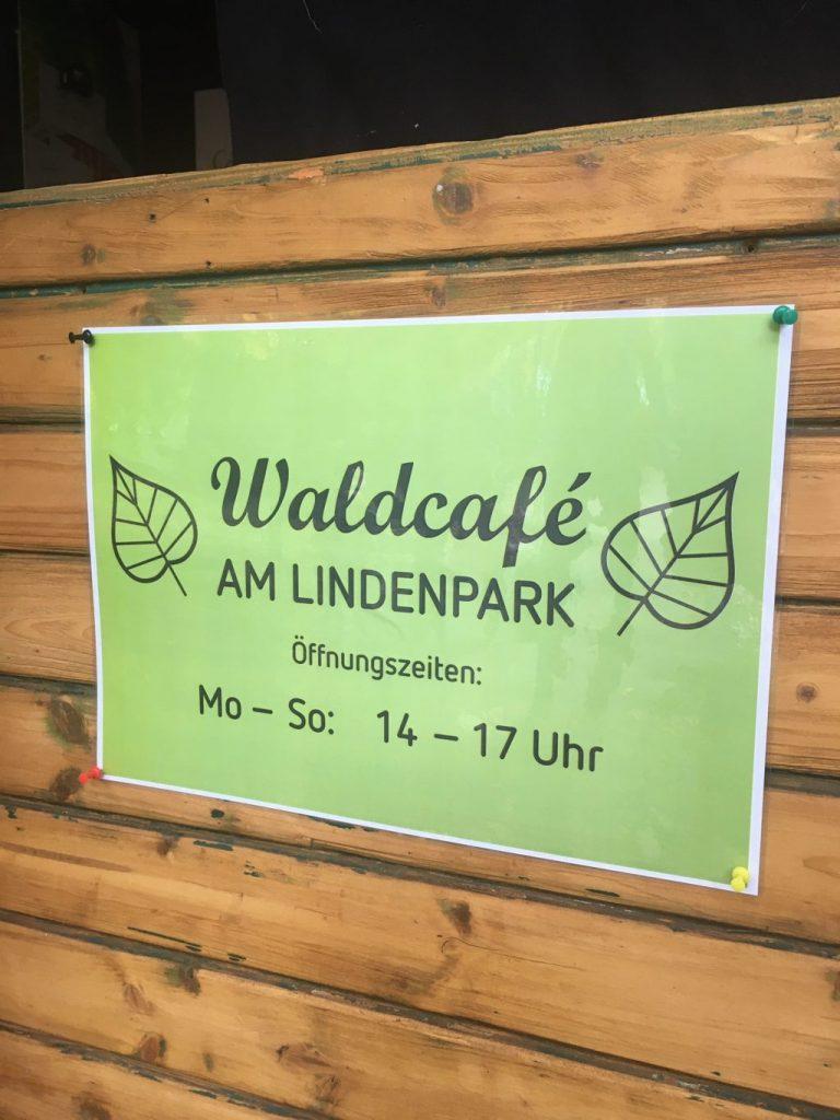 Wintersaison Waldcafe am Lindenpark