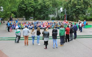 Schulprojekttag für 120 Schülerinnen und Schüler