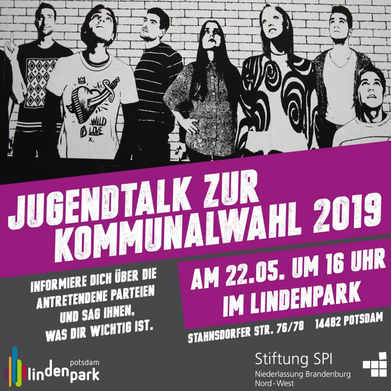 Jugentalok im Lindenpark