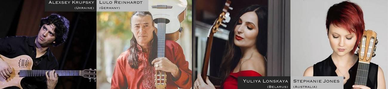 Nacht der Gitarren 2020 im Lindenpark