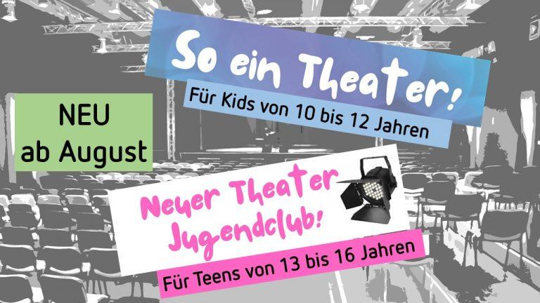 Theaterkurs im Lindenpark