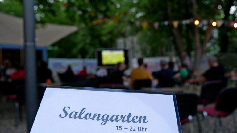 Salongarten im Lindenpark Potsdam