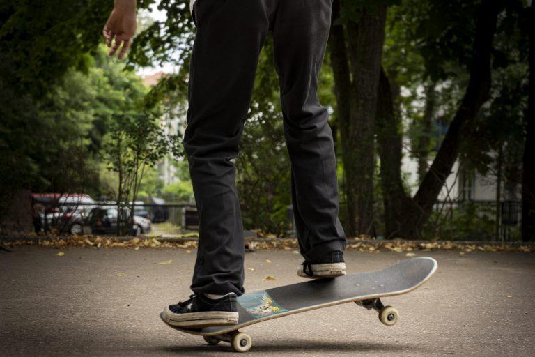 Skatepark im Lindenpark Potsdam