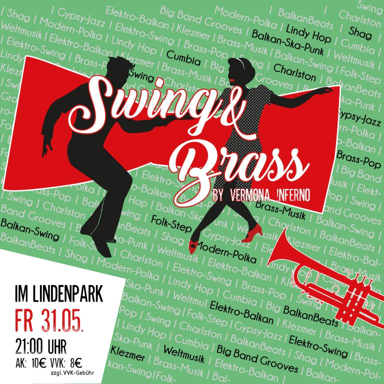 Swing and Brass im Lindenpark