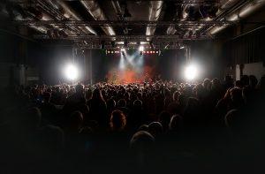 Live-Konzert im Lindenpark